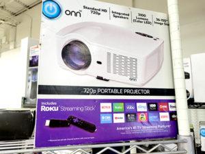 Onn Projector